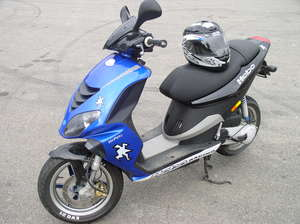 Piaggio NRG power tuning