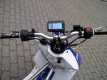 Tuning handlebars scooter